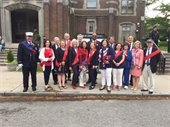 Elected Officials at Mamaroneck/Larchmont Memorial Day Parade