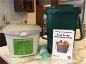Sample Food Waste Recycling Starter Kit