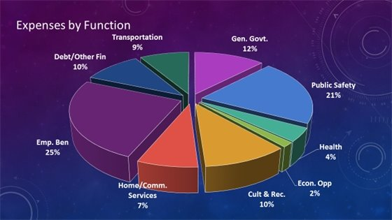 2018 Budget Expenses