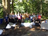 Cleanup Day Volunteers