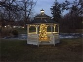 We appreciate the generosity of Larchmont Village for the Gazebo in Memorial Park