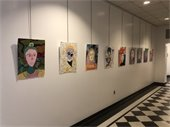 Mamaroneck High School Art Exhibit at Town Center
