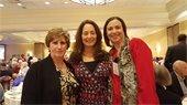 Kathy Flynn, Nancy Seligson, Maria Gallagher