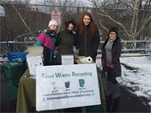 Food Waste Recycling Volunteers
