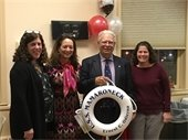 Town Councilman Ernie Odierna Celebrates his Retirement with Town Board