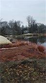 Larchmont Gardens Lake Dredging Work
