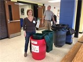 Food Waste Recycler Extraordinaire Judy Caputo