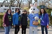 Town Elected Officials and Staff at Lil Bunny Hop/5K Race