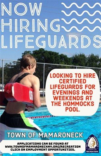 lifeguard hire