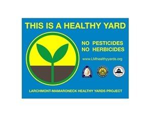 Healthy Yard Sign