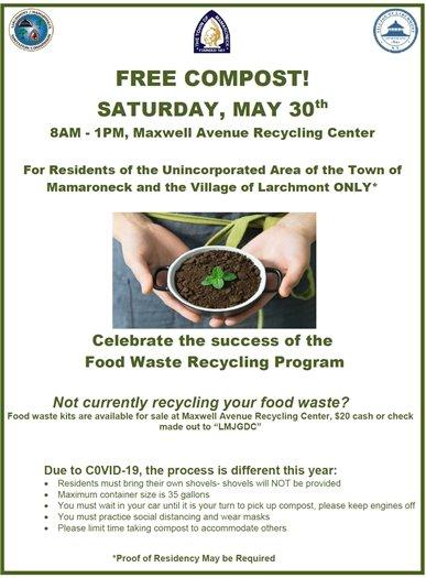Compost Giveback Flyer