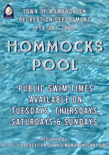 Hommmocks Pool