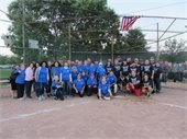 Town vs. Village of Mamaroneck Softball Game