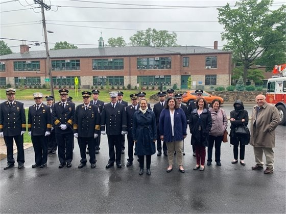 TMFD and Town Elected Officials and Staff Memorial Day