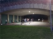 fitness under tunnels