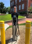Electric Vehicle Charging Station at Town Center