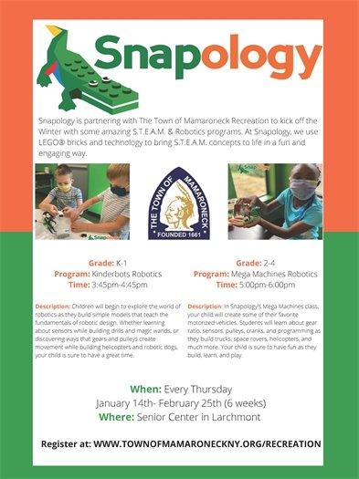 Snapology Thursday