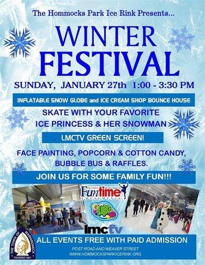 Recreation Department's Winter Festival